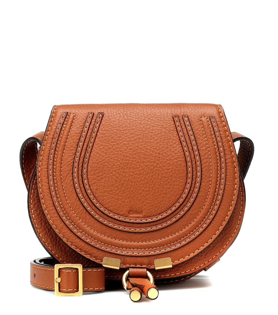fed4bf274c Marcie Small Leather Shoulder Bag | Chloé - mytheresa