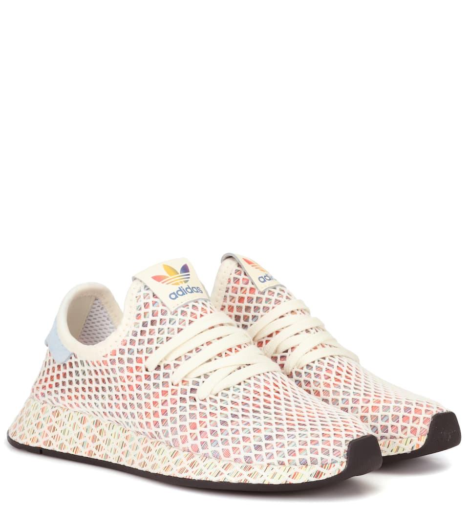 Punto Adidas Zapatillas Mytheresa Pride De Deerupt Originals qwawrA