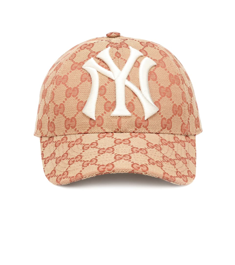 96a202d5 Ny Yankees™ Patch Cap - Gucci | mytheresa