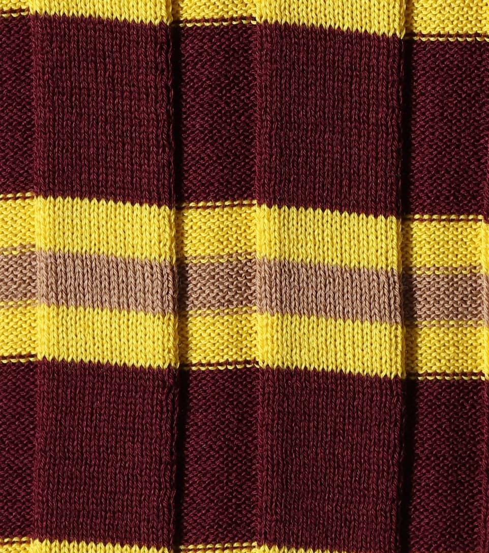 Preis Mehrfarbig Marni Gestreifter Pullover mit Baumwollanteil Guenstige mn6B8