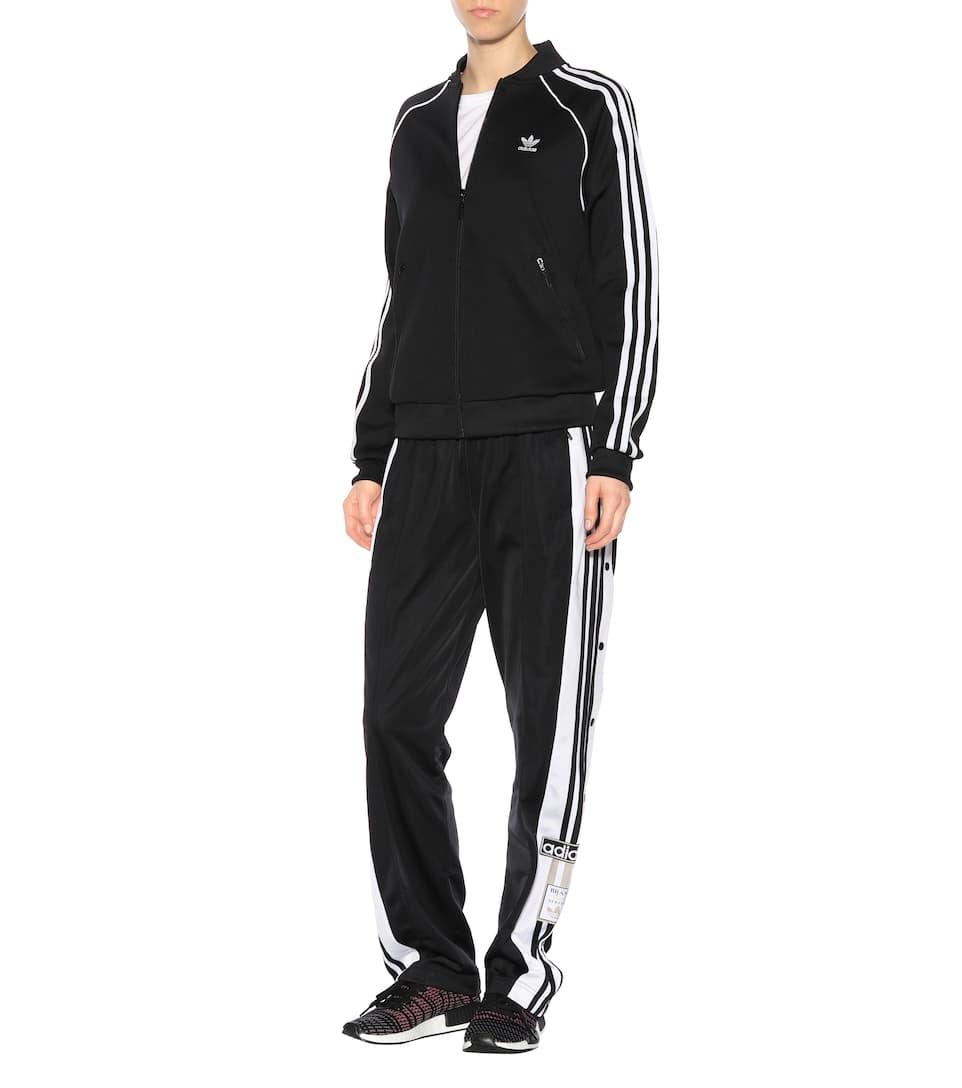 Adidas Originals Trainingsjacke mit Baumwollanteil