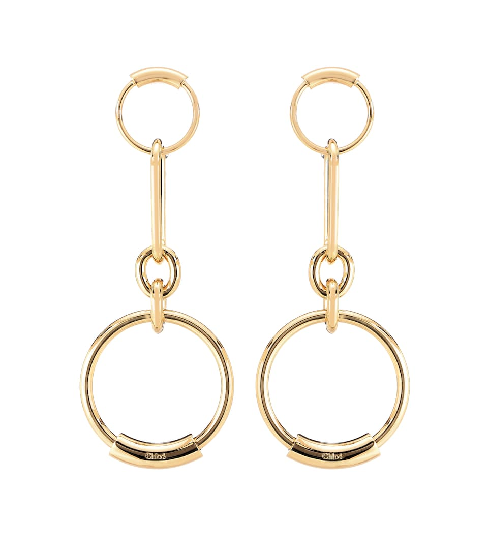 Reese Drop Earrings by Chloé