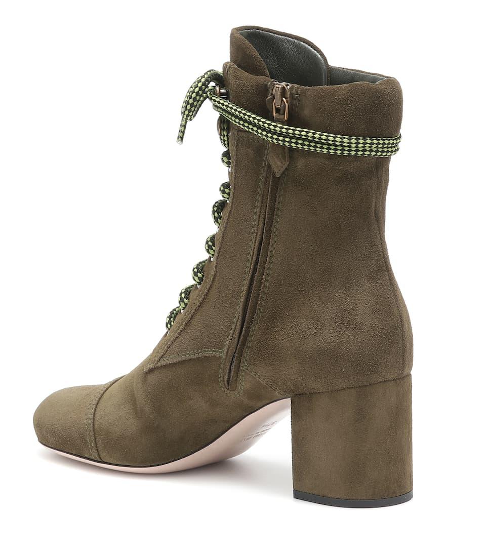 Boots nrnbsp;p00404102 Art VelourslederMiu Aus Ankle rxhCsQdt