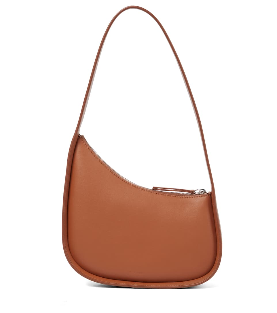 THE ROW Half Moon Small leather shoulder bag £ 1,025