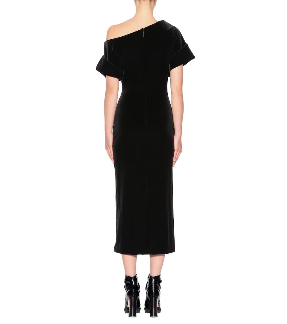 Christopher Kane One-Shoulder-Kleid