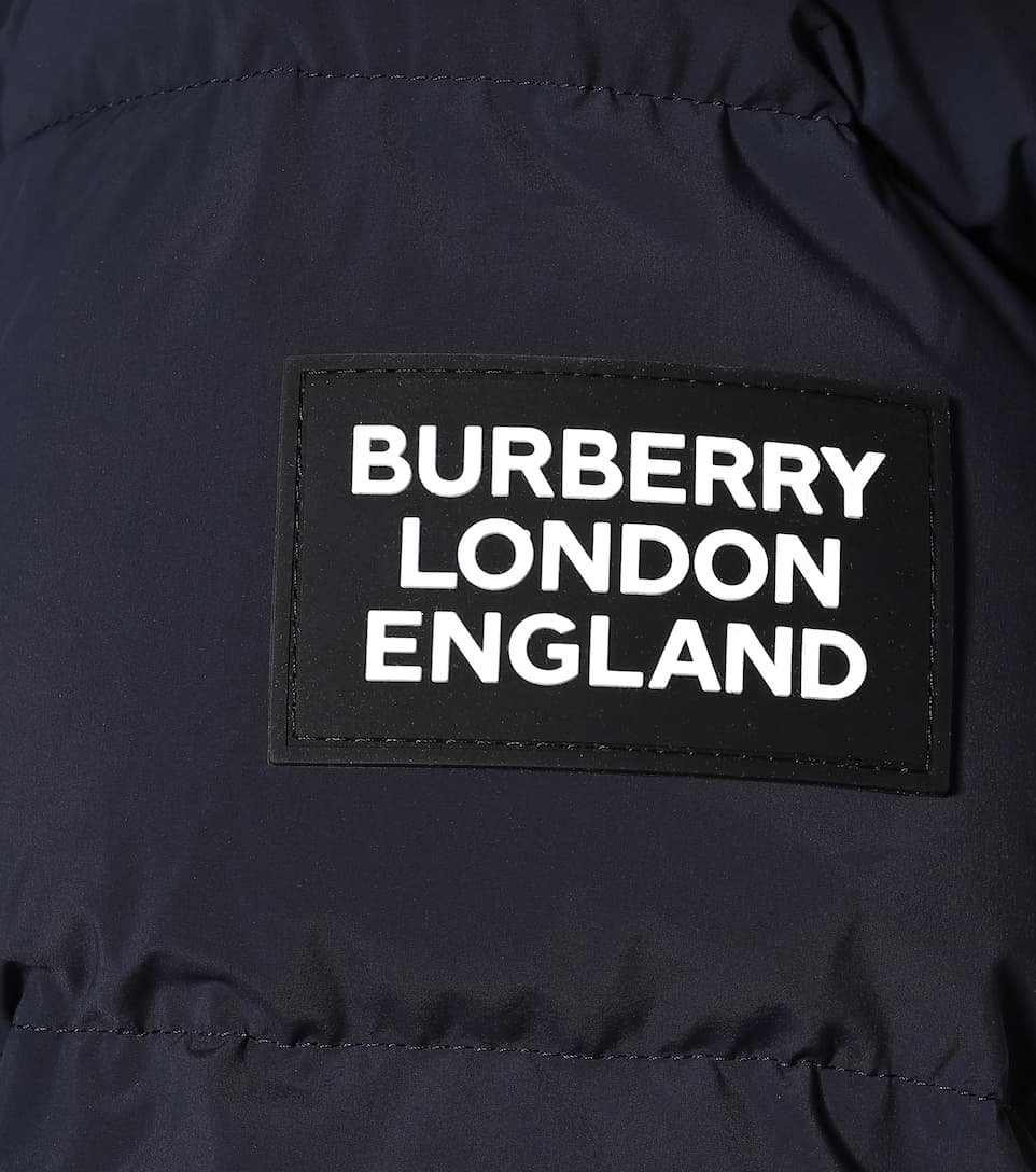 Burberry - Eppingham quilted down coat