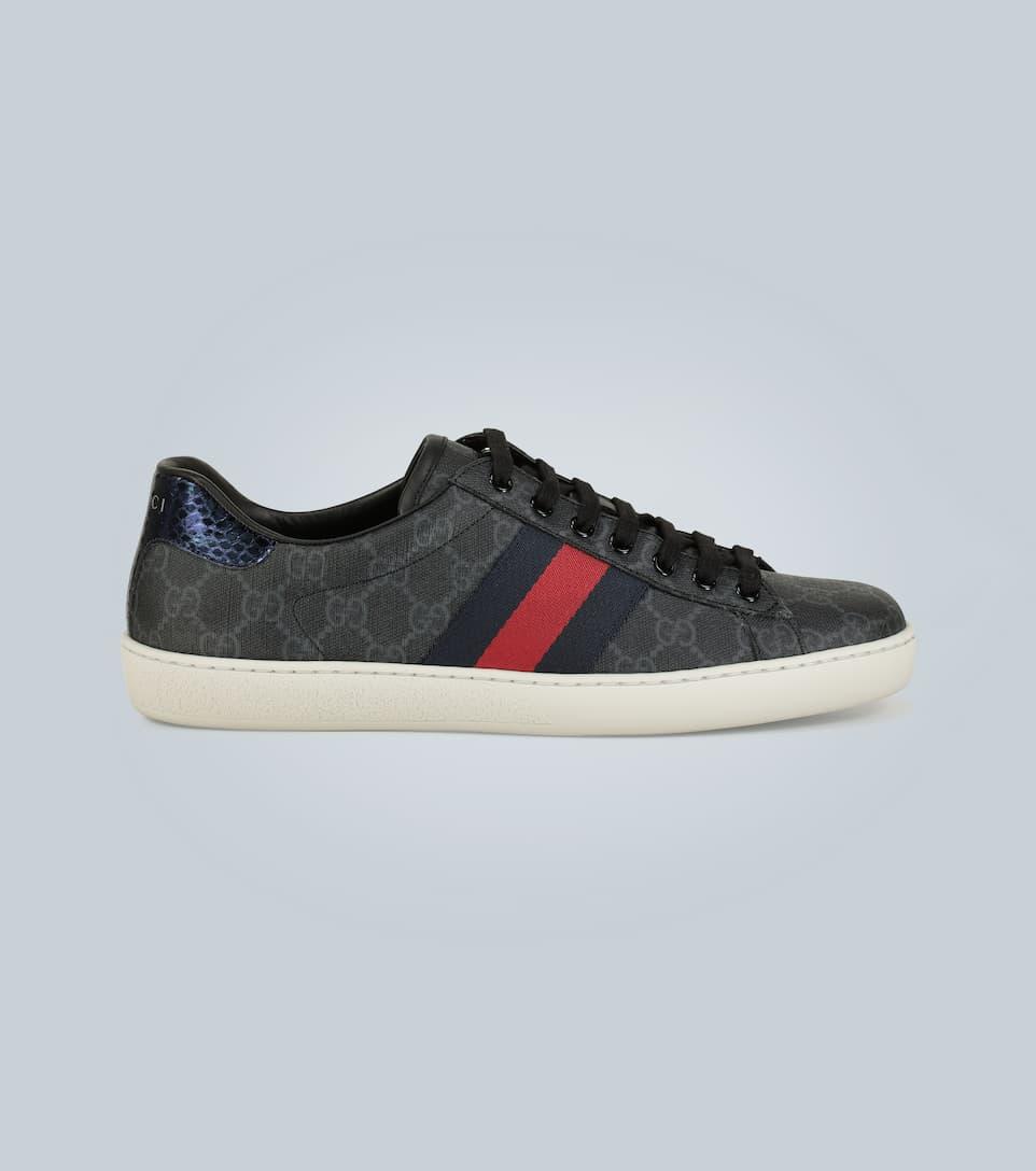 Ace Gg Supreme Sneakers | Gucci - Mytheresa
