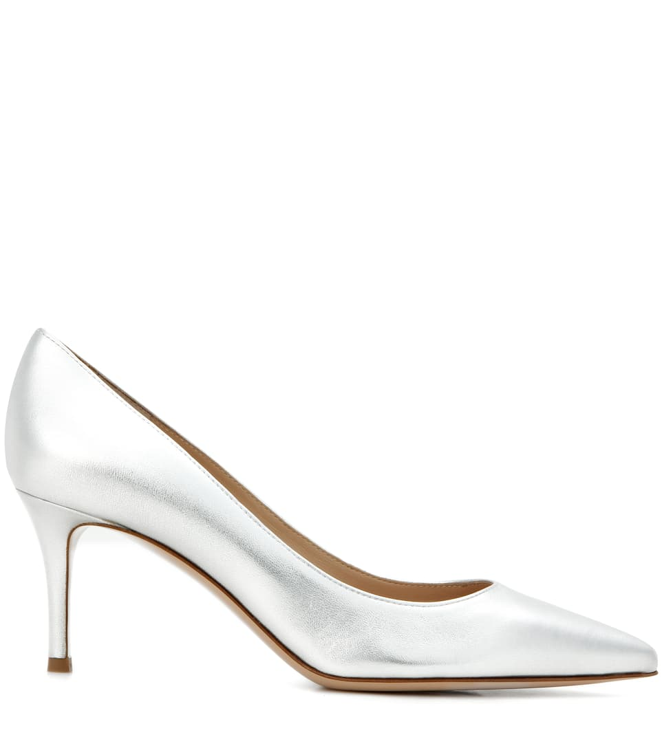 Exclusive to mytheresa.com - Gianvito 70 leather pumps Gianvito Rossi otyWoBeH