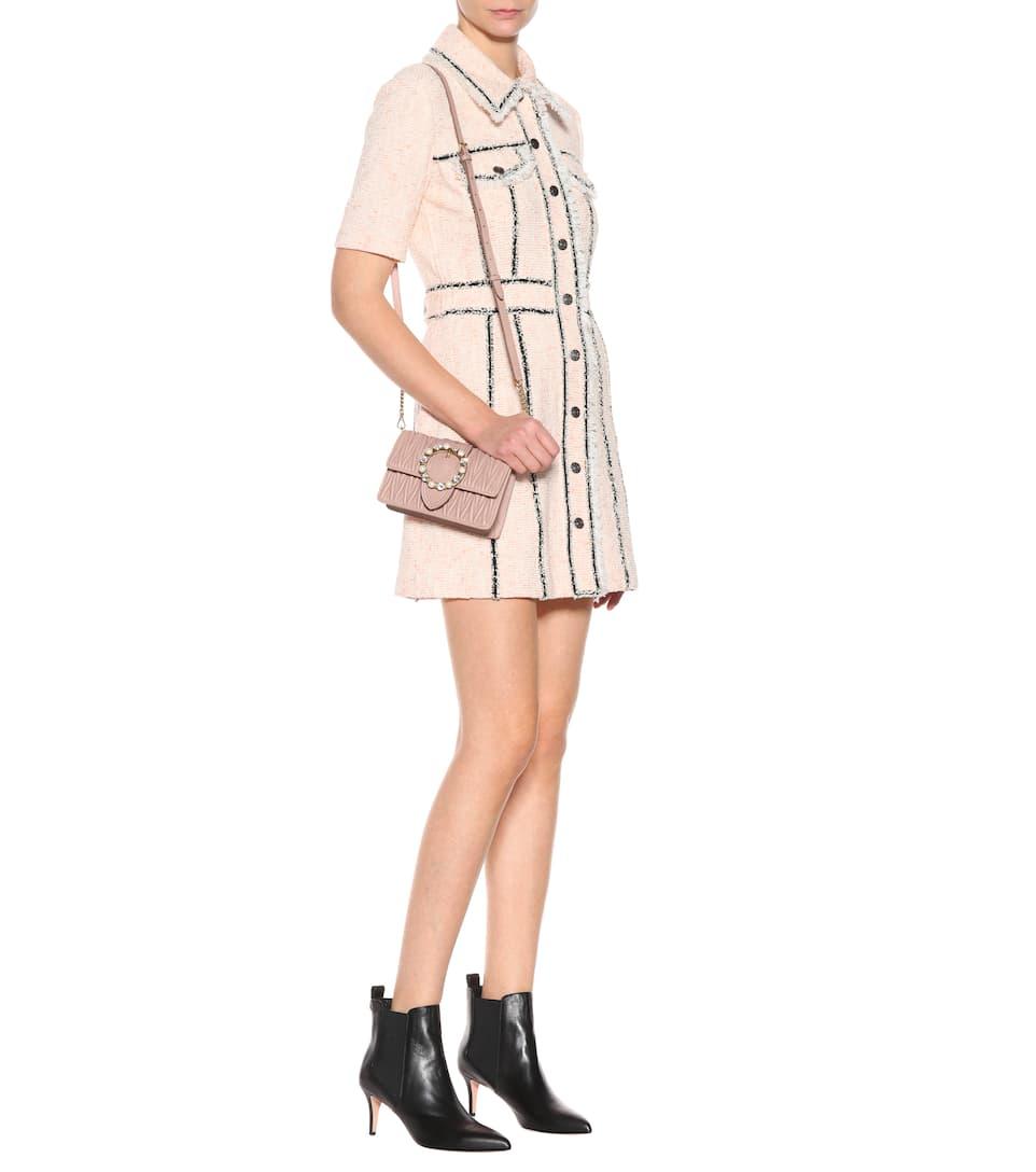 Spielraum Footlocker Bilder Veronica Beard Ankle Boots aus Leder Rabatt 2018 Kostengünstige Online-Verkauf Neue LeLIu