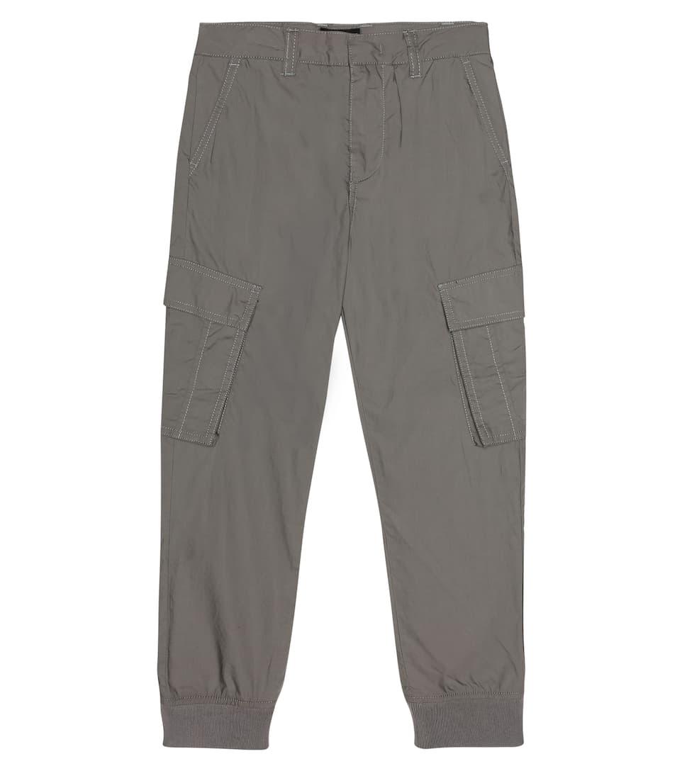 bac002813 Emporio Armani Kids - Pantalones de popelín de algodón