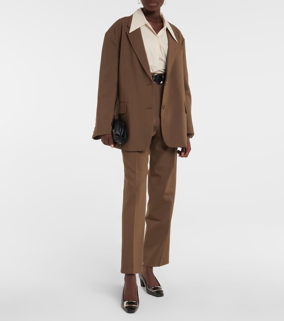 Belle Vivier Leather Pumps Jeu À La Mode Expédition Bas Pas Cher En Ligne 4BGhq3q9