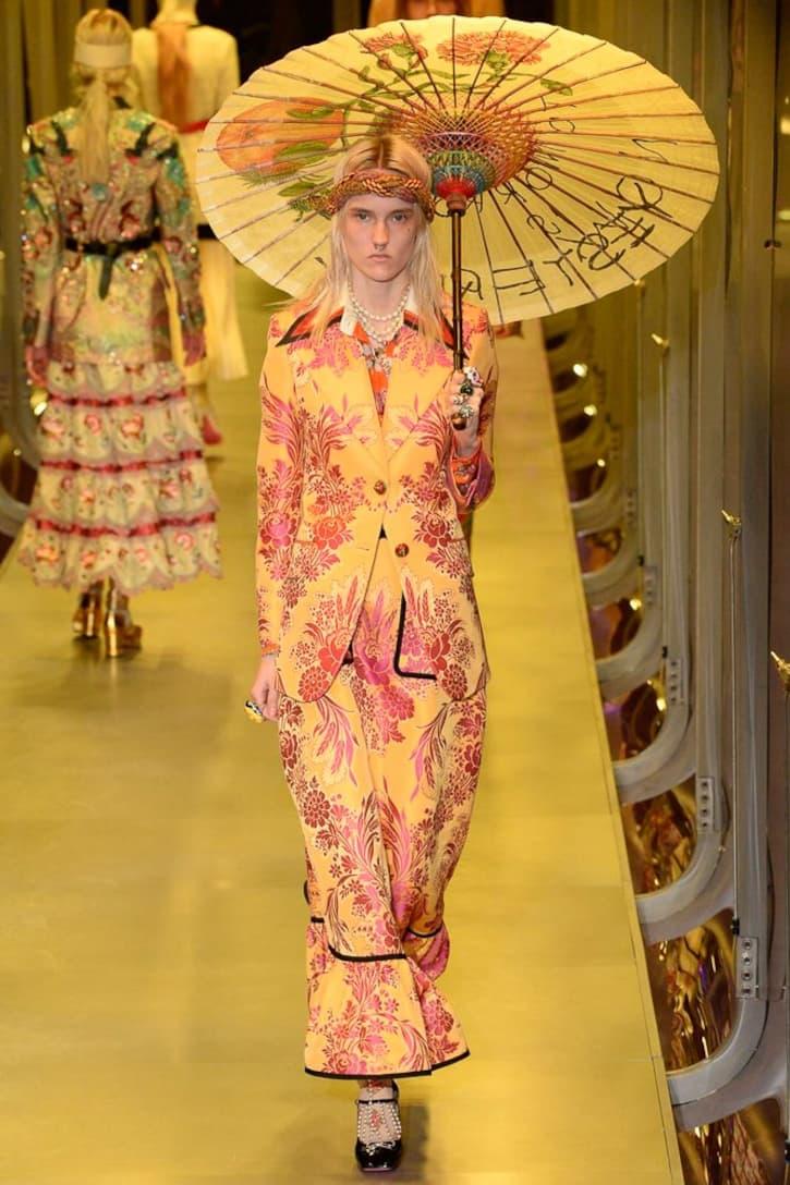 Steckdose Kostengünstig Gucci Blazer aus einem Baumwoll-Seidengemisch Sonnenschein Erhalten Authentisch BzBt0THmH