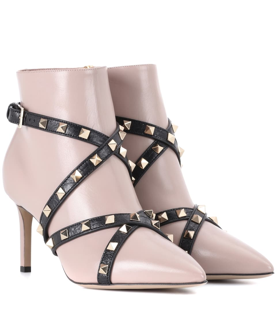 fast delivery sale online Valentino Valentino Garavani Studwrap ankle boots buy cheap explore outlet extremely pfqKDH