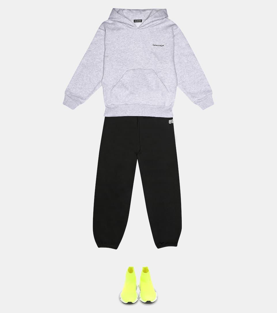 Spielraum Mit Paypal Balenciaga Kids Hoodie mit Baumwollanteil Spielraum Shop Online-Verkauf Mode-Stil Online Neue Stile Verkauf Online x6D8Y
