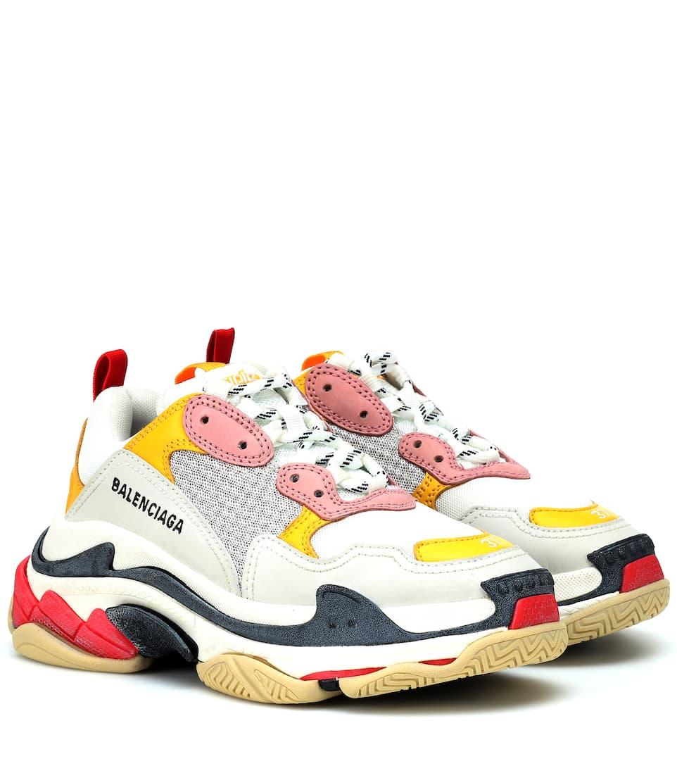 8eb7d40225 Triple S Sneakers - Balenciaga | mytheresa.com