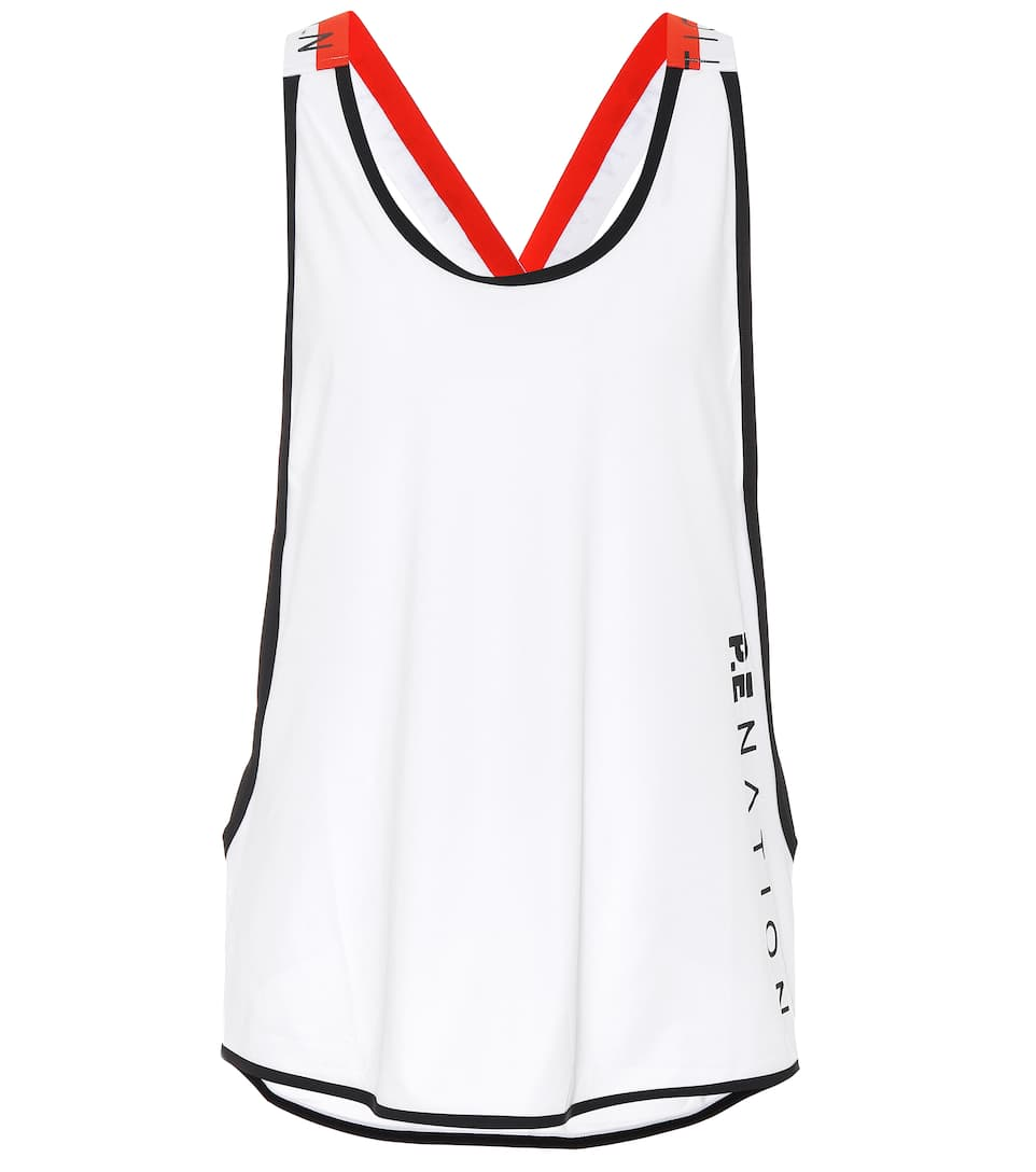 P.E Nation Tanktop Cross Fire