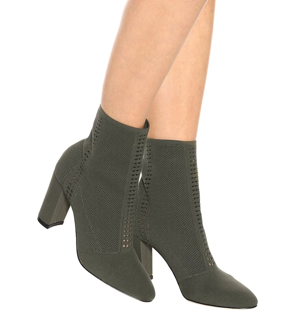 Gianvito Rossi Exklusiv bei mytheresa.com –  Ankle Boots