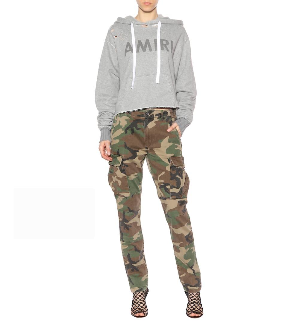 788d7c5f9979 Camouflage Cargo Pants - Amiri | mytheresa.com