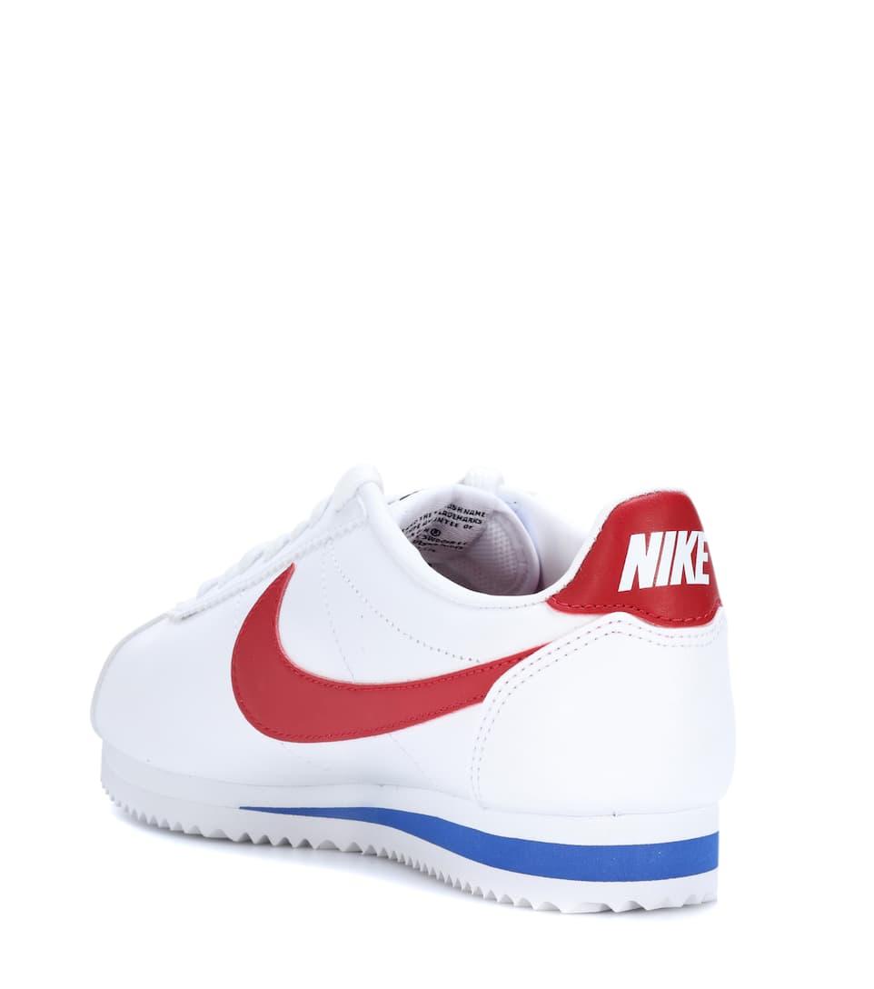 Nike Sneakers Classic Cortez aus Leder