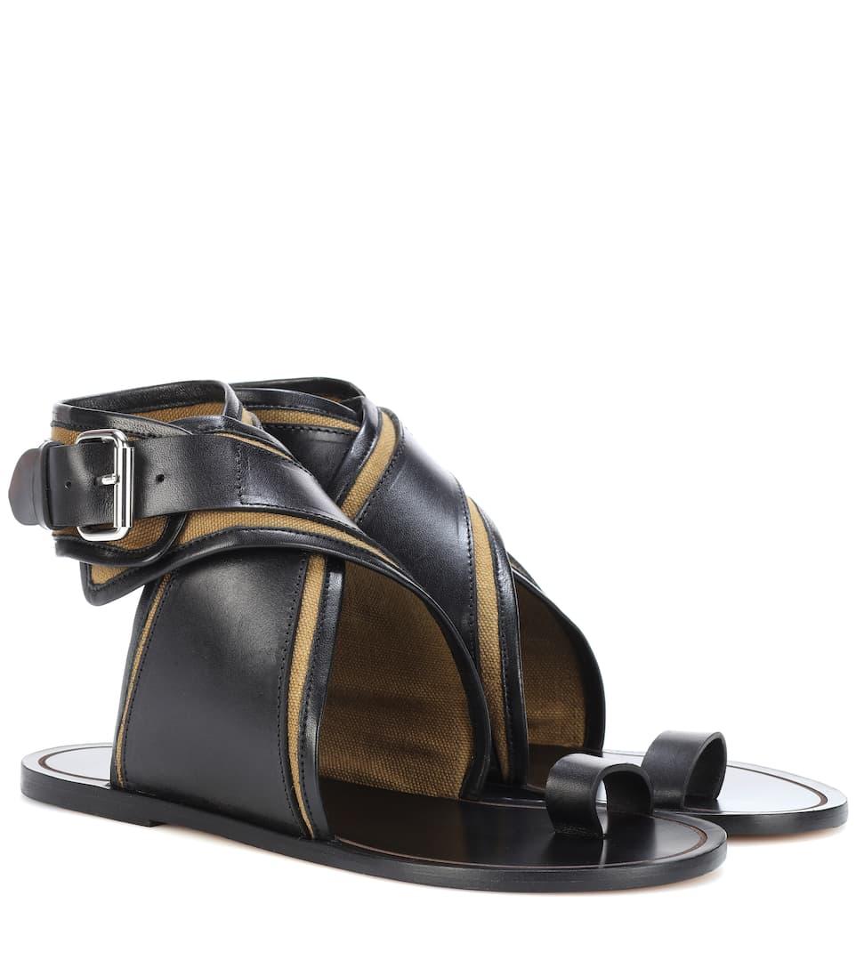 Johen leather sandals Isabel Marant GRq7xYJ
