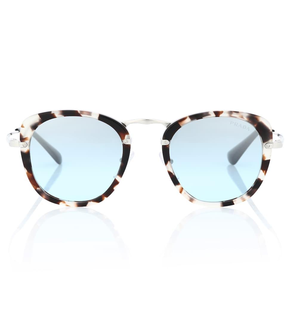 2fa5b7ee5a6d8 Wanderer acetate sunglasses. Prada