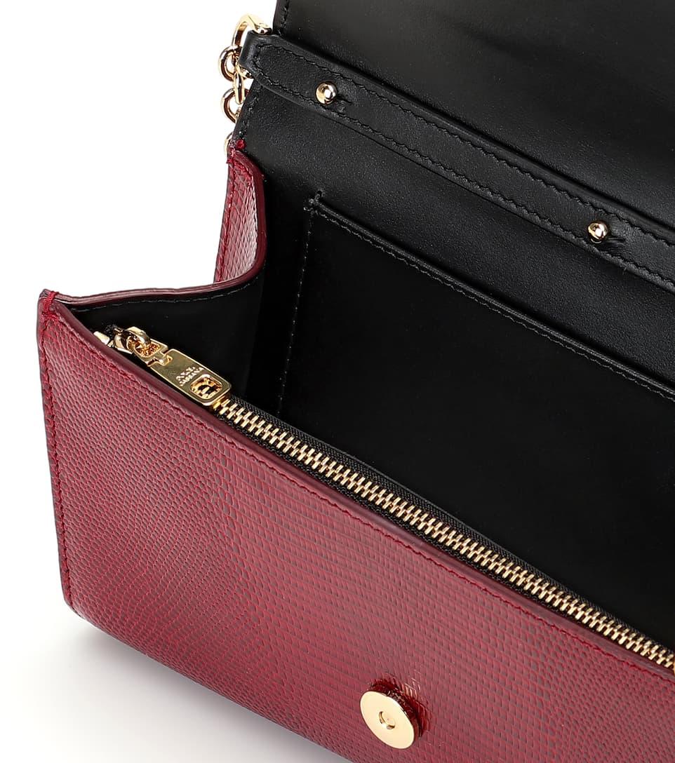 Mini Tracolla Dolceamp; In Gabbana A Pelle Borsa CoxWerdB