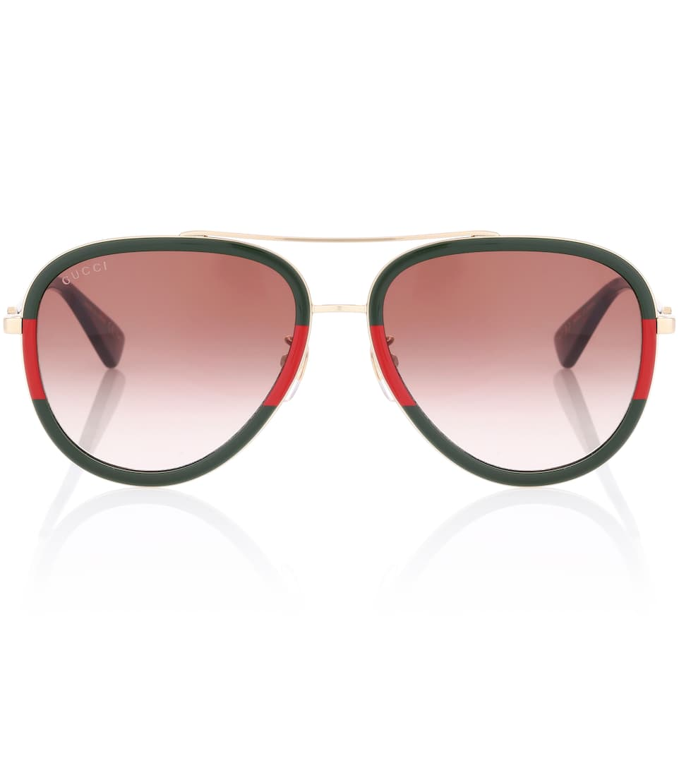 Exclusive to mytheresa.com - Aviator sunglasses Gucci