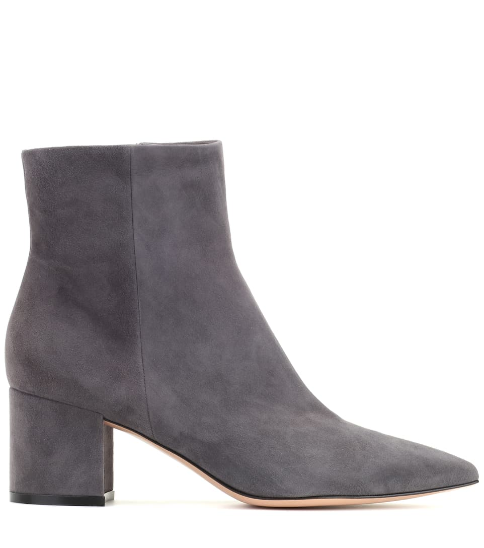 Gianvito Rossi Exklusiv bei mytheresa.com –  Ankle Boots Caslapi