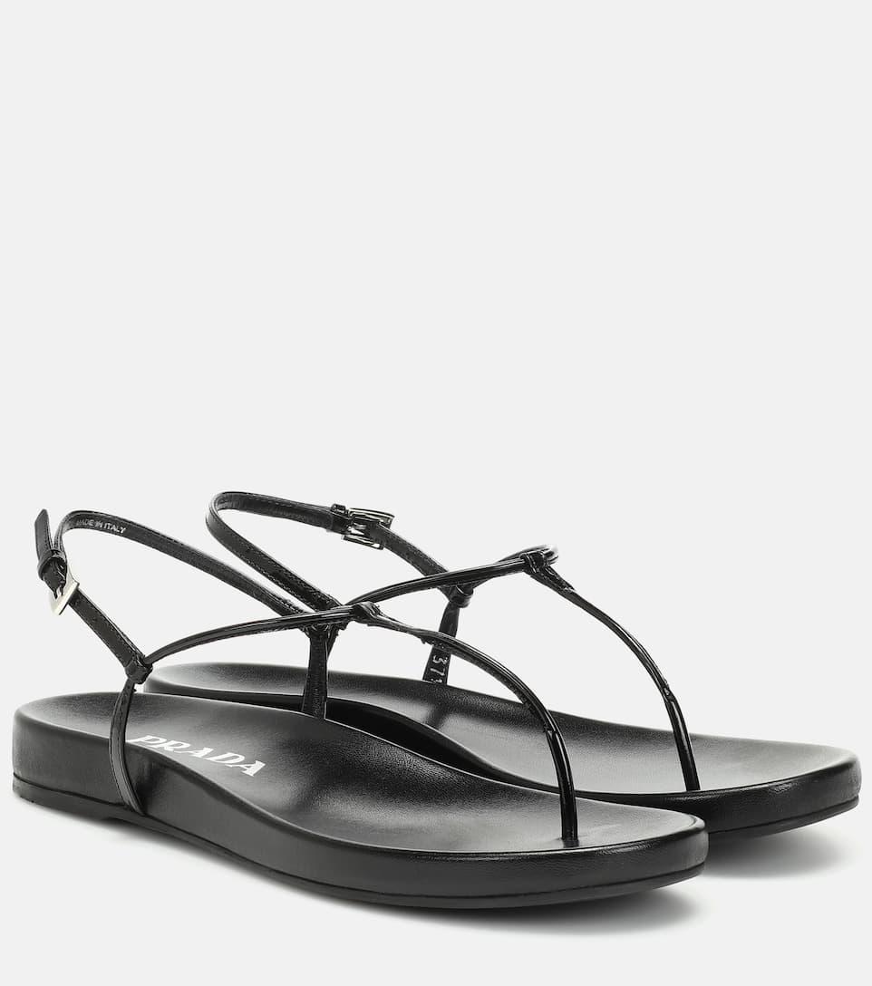 Sandales Sandales Cuir Cuir PradaN° PradaN° Artnbsp;p00404247 En En 0mvwON8n