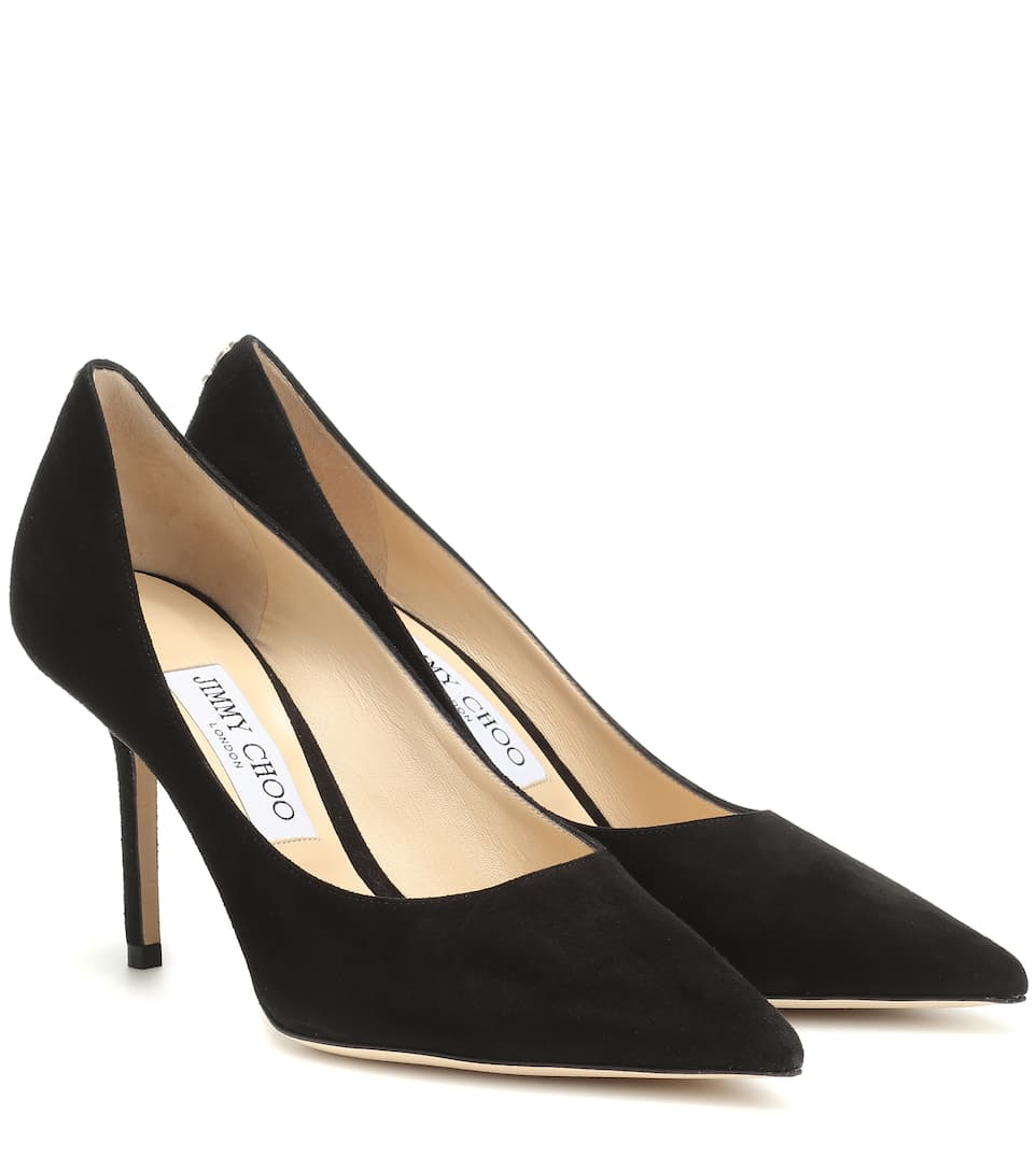 Jimmy Choo Pumps Love 85 in suede
