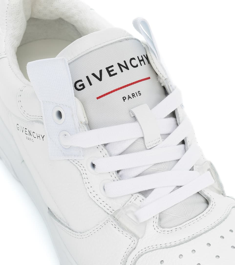 Sneakers Wing Low In Pelle - Givenchy | Mytheresa jGTclL70