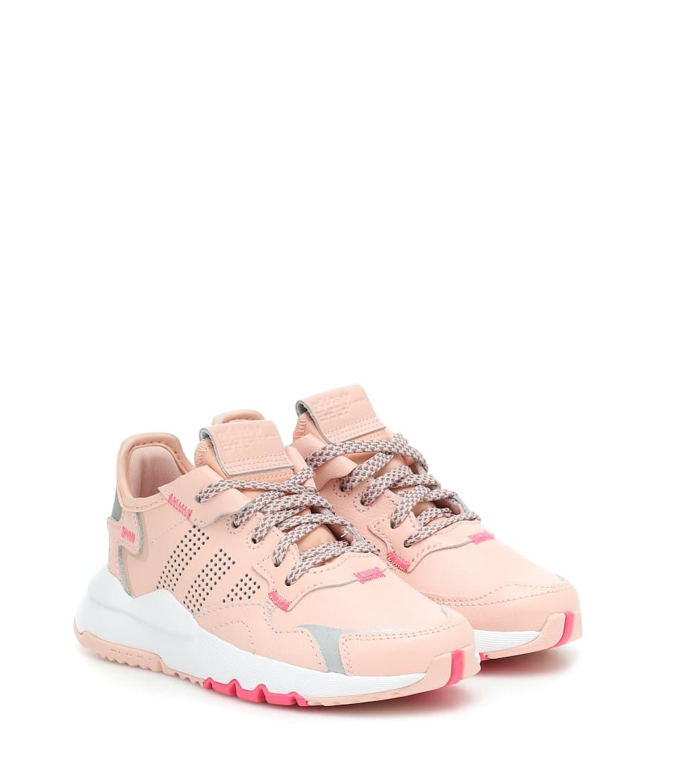 adidas originals nite jogger rosa