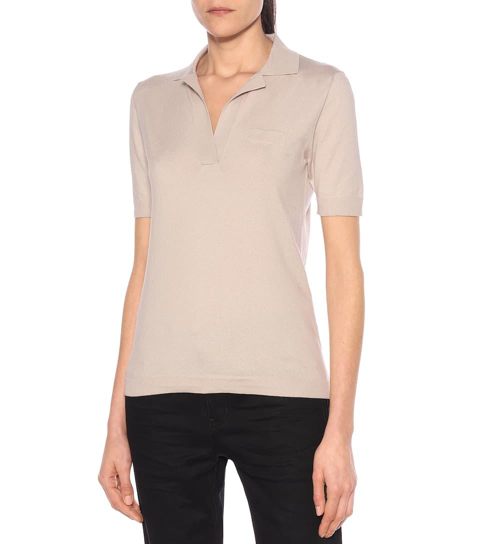 Cotton-Knit Polo Shirt | Tod's - Mytheresa