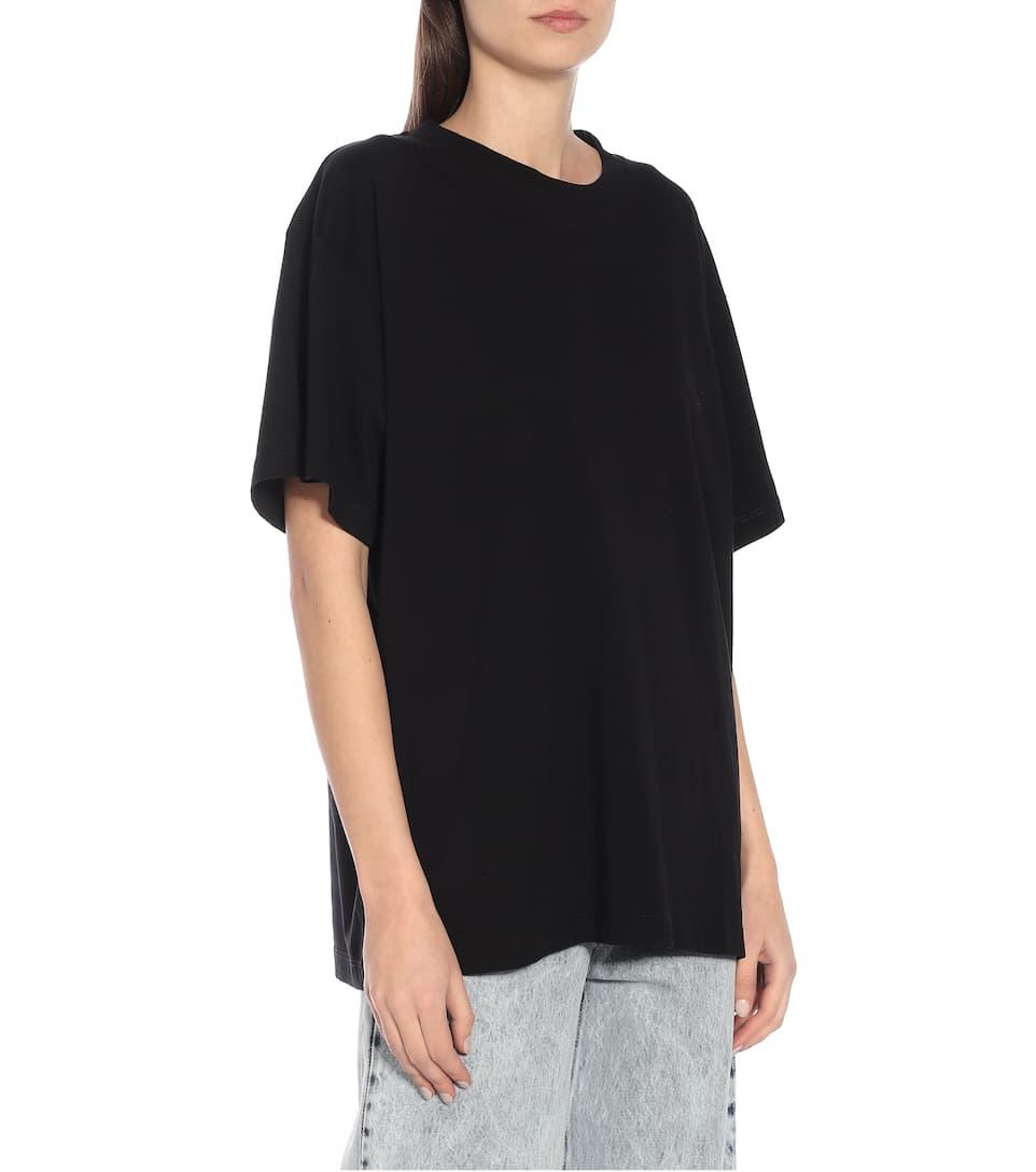 MM6 Maison Margiela - Oversized cotton T-shirt