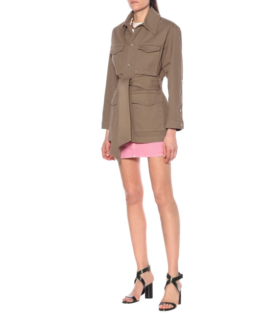 AMI - Cotton-twill jacket