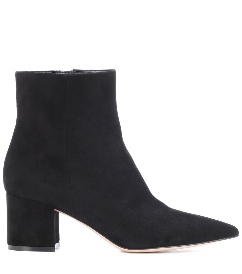 Piper RossiMytheresa Aus Veloursleder Boots Ankle 60 nrnbsp;p00292088 com Art Gianvito 1clKFTJ