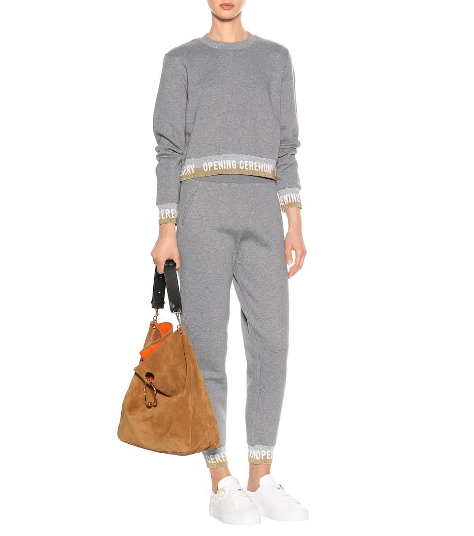Opening Ceremony Sweatshirt With Cotton Share