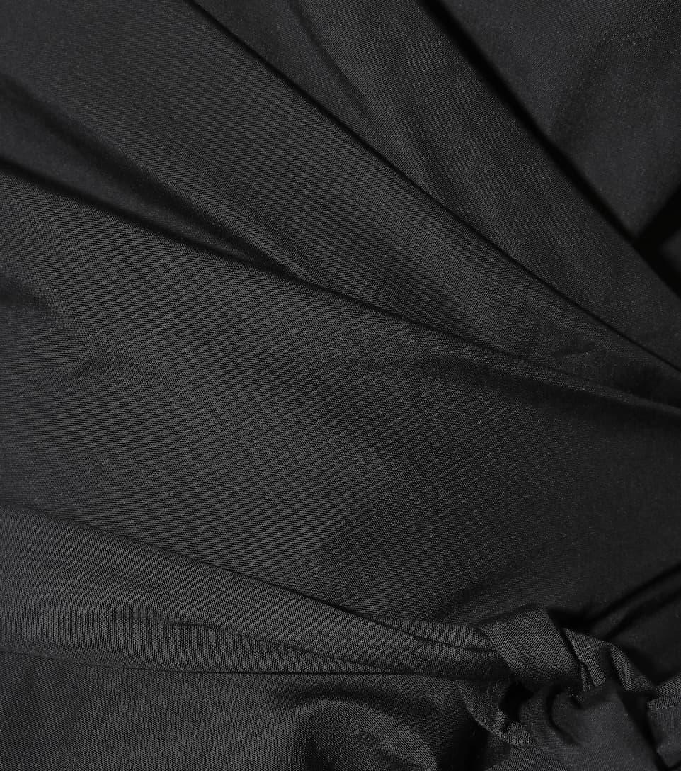 Billig Verkaufen Gefälschte Ausgang Erhalten Authentisch Jonathan Simkhai Baumwollkleid RsGY49
