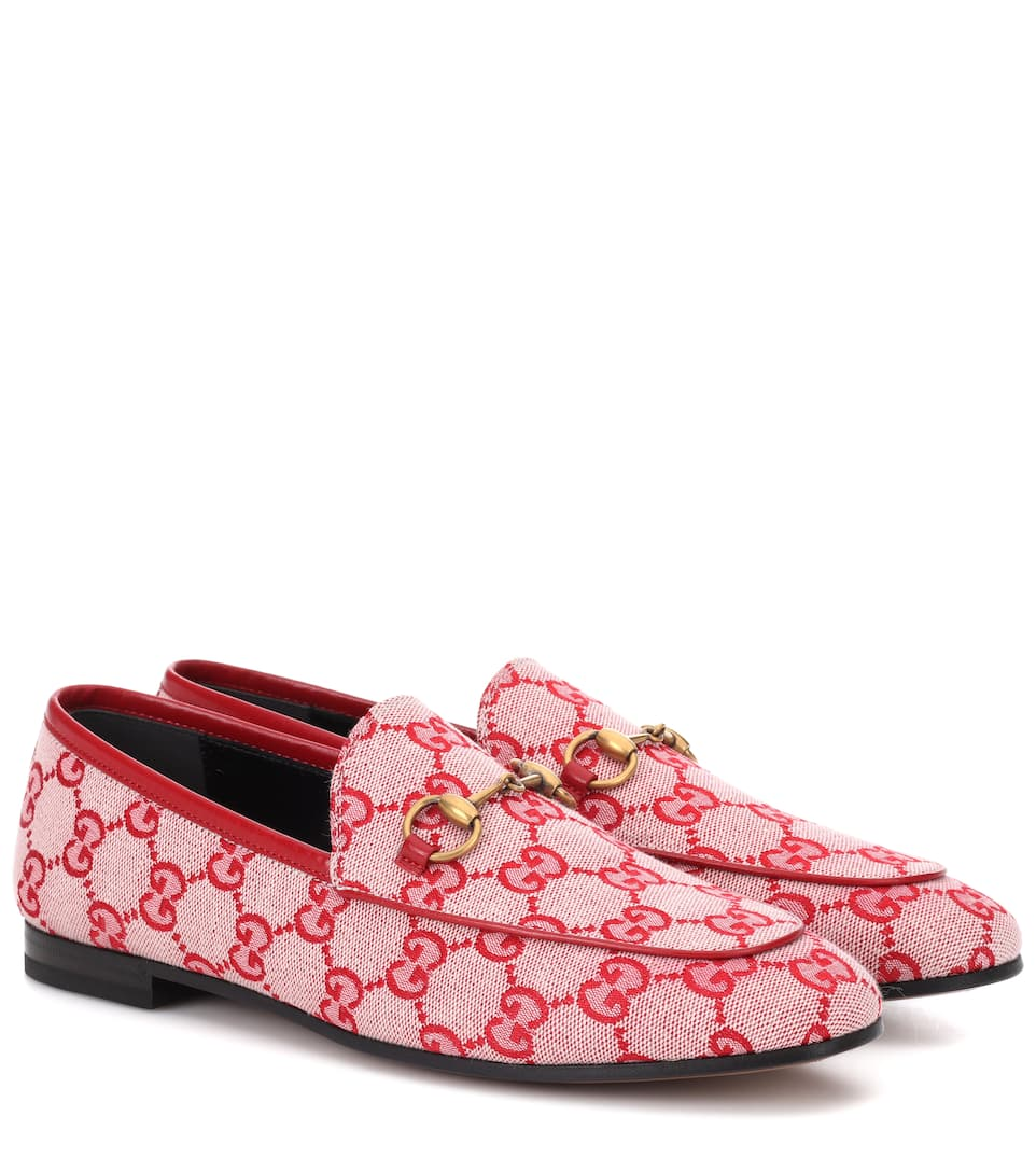 4a0730b9482 Jordaan Gg Canvas Loafers