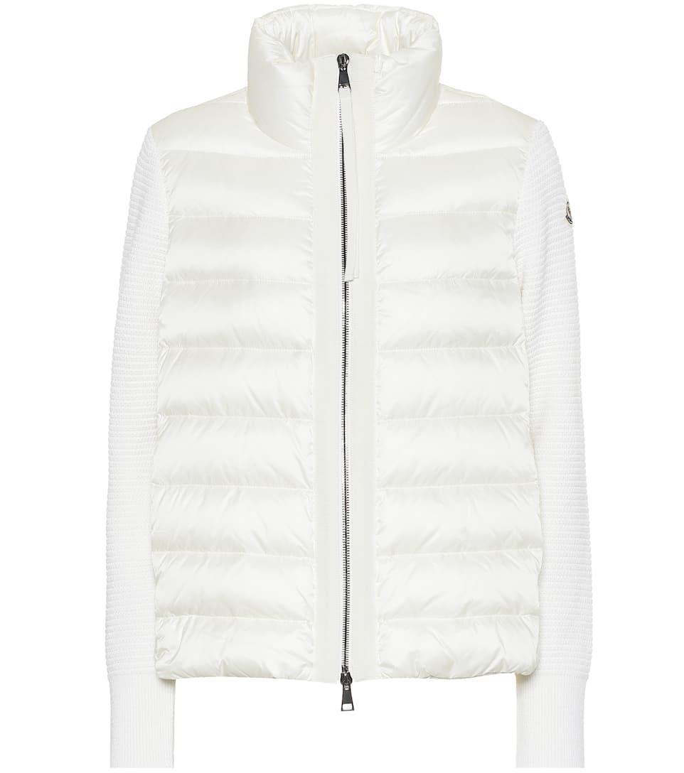 Jacke aus Shell und Wolle