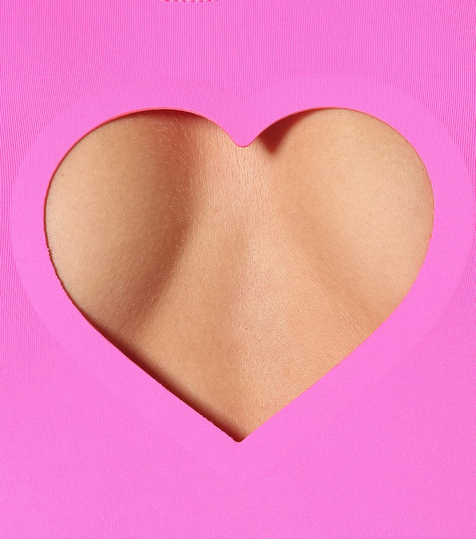 Vetements - Heart swimsuit