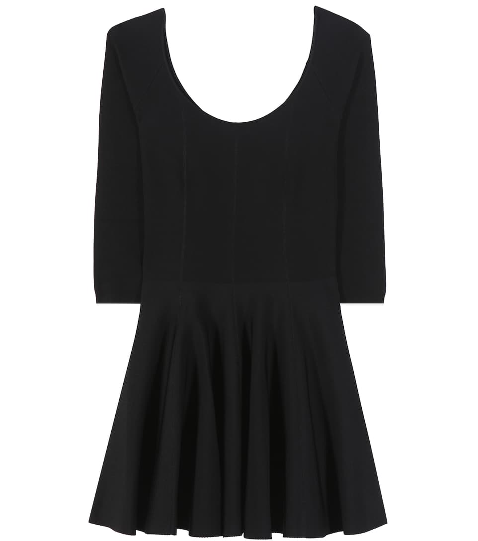 Valentino Kleid aus bondiertem Stretch-Material
