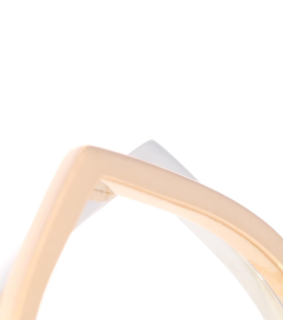 Repossi - Bague en or blanc et or rose 18 ct Antifer