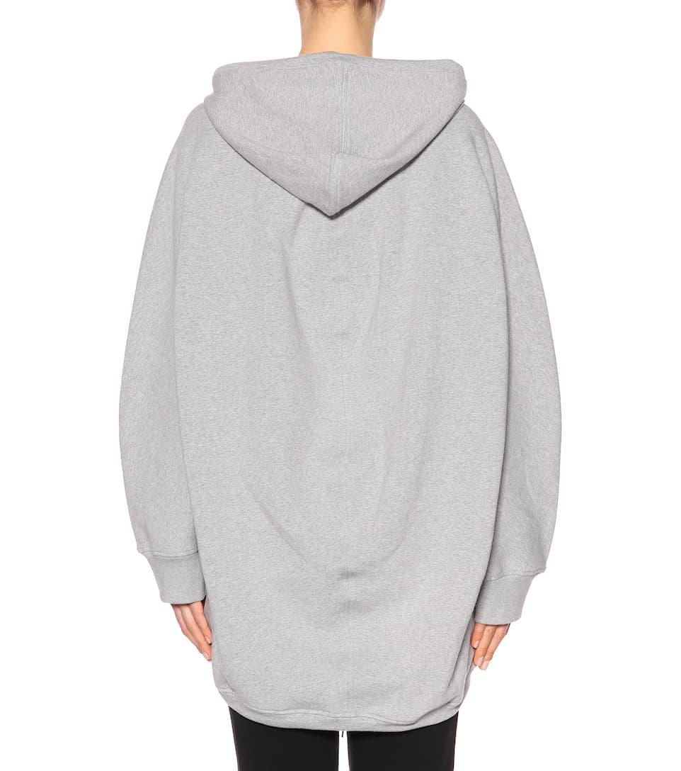 Spielraum Finden Große Günstig Kaufen Blick Balenciaga Hoodie aus Stretch-Baumwolle Kostenloser Versand Zu Kaufen Rabatt Ebay Rabatt Footlocker SQZ8yGFlE