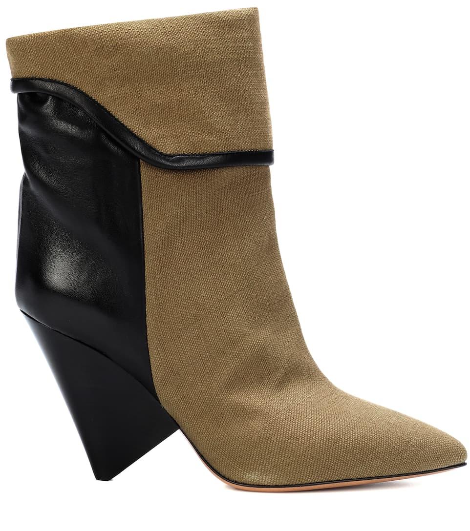 Isabel Marant Ankle Boots Luliana