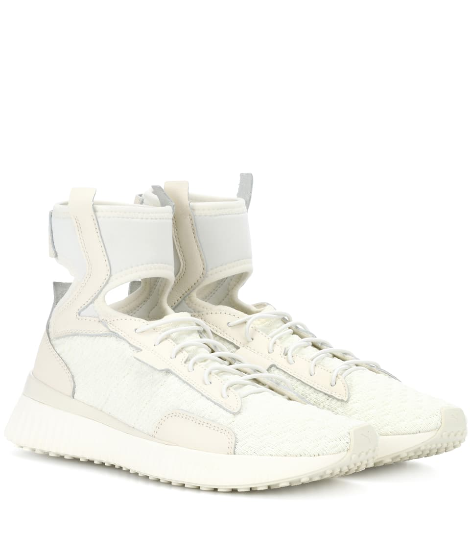 sale retailer b1b2a e3aa5 The Trainer Mid sneakers