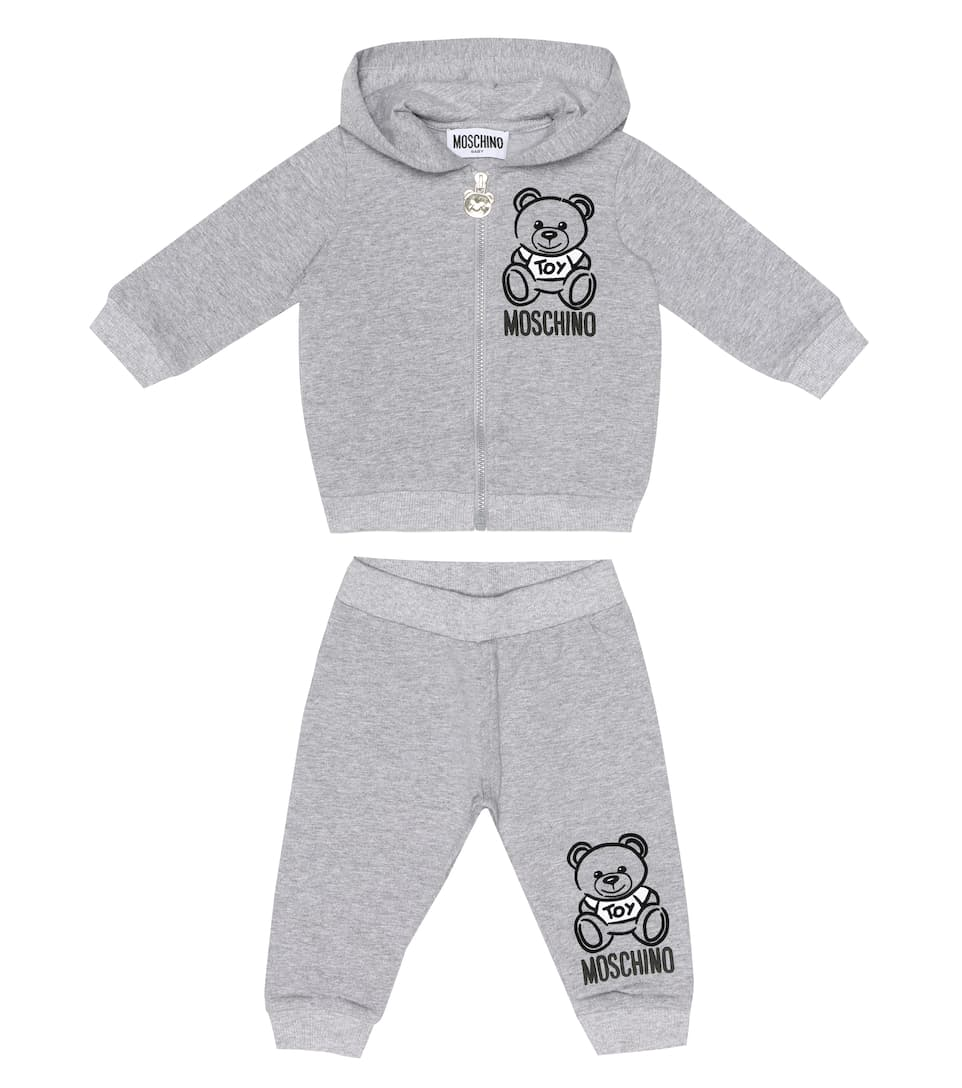 8626eae8 Baby stretch cotton tracksuit