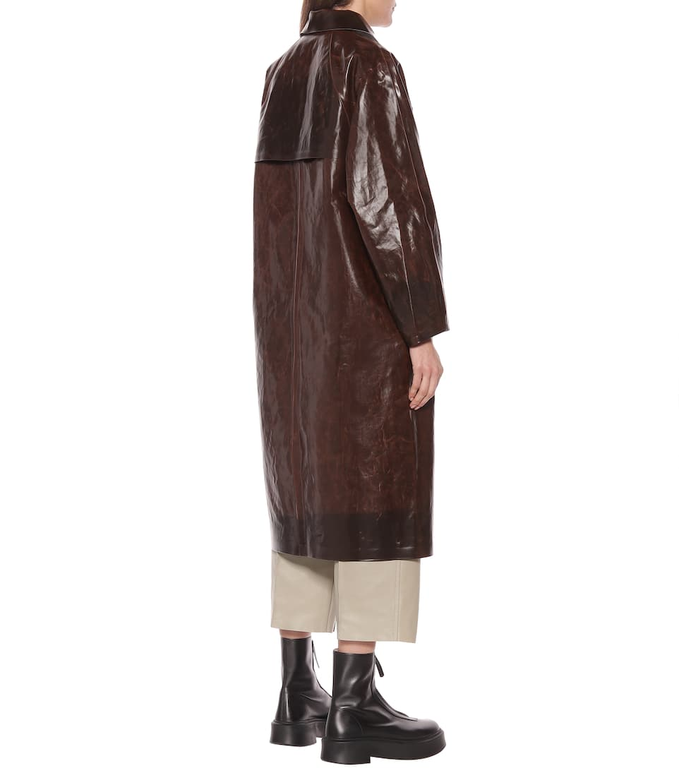 KASSL Editions - Skai cotton-blend coat