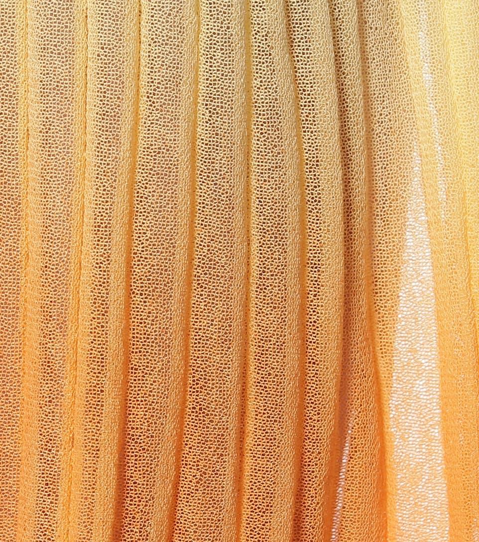 La Jupe Helado Longue Midi Skirt - Jacquemus
