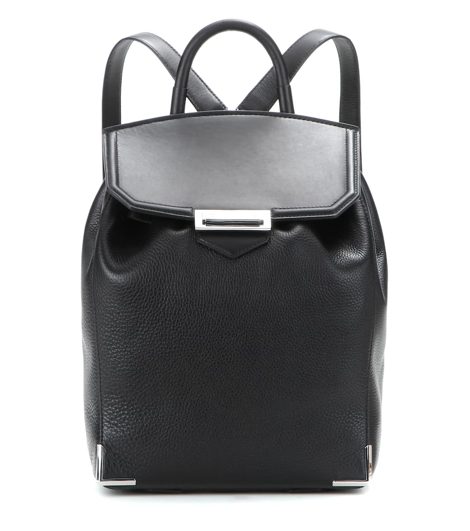 Alexander Wang Prisma leather backpack